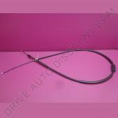Cable de frein arrière gauche pour Peugeot 306 de 04/93 à 05/01