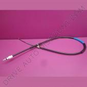 Cable de frein arrière gauche pour Peugeot 205 de 02/83 à 09/98