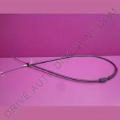 Cable de frein arrière gauche pour Citroen ZX de 03/91 à 11/96