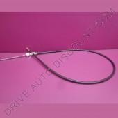 Cable de frein arrière droit ou gauche pour Citroen Ax de 07/86 à 12/98