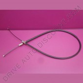 Cable de frein arrière droit ou gauche pour Renault Twingo de 04/93 à 03/07