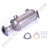 Filtre à particules / FAP Audi A4 Break - 1.9 8V de 11/05 à 06/08 Code Moteur BRB-BKE