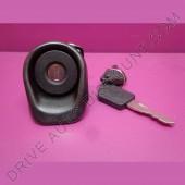Barillet de coffre avec poussoir pour Peugeot 205 I