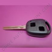 Coque de clé avec clé standard pour Toyota Rav-4