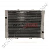 Radiateur d'eau + condenseur clim Renault Clio 2 II 1.5 DCI de 01/02 à 06 - 8200742598