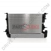 Radiateur d'eau + échangeur  Renault Megane 3 III Coupe  1.5 DCI - 3 portes depuis 01/14