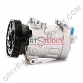 Compresseur de climatisation  Renault Megane 2 II CC de 09/03 à 04/10