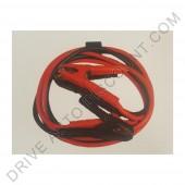 Cables de démarrage de batterie diamètre 40 mm longueur 3 mètres