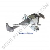 Arrêt - Tirant de porte pour Citroen Berlingo série II de 08 à 18