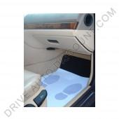 Protection tapis de sol en papier absorbant 45 x 55 cm (500 unités)
