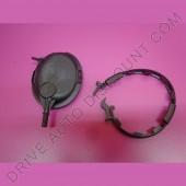 Kit complet - couvercle + collier pour filtre à gasoil Peugeot 306 1.9 D (DW8)