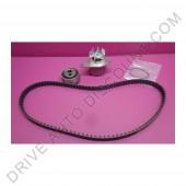 Kit de distribution complet avec pompe à eau Citroen AX (ZA_) 11 54-60 cv 09/86 à 12/97