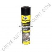Nettoyant et dégraissant de freins, aérosol 600 ml Bardahl