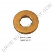 Joints d'injecteurs cuivre (sachet de 10) pour Iveco 1.4 HDI