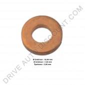 Joints d'injecteurs cuivre (sachet de 10) pour Chevrolet 1.6 HDI