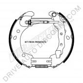 Kit de frein prémonté - Renault Clio 3 III 1.2 16V de 09/05 à 12/14