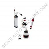 Pompe manuelle pour l' extraction de liquides