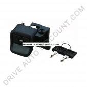 Barillet de coffre pour Peugeot 306 de 04/93 à 04/02 avec malle arrière