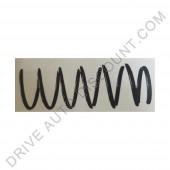 Ressort de suspension avant pour Renault Clio II 1.6 16V de 09/98 à 05/05