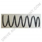 Ressort de suspension avant pour Renault Clio II 1.5 DCI de 06/01 à 05/05
