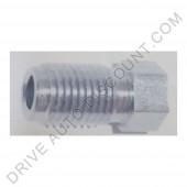 Raccords filetés pour conduite de frein (sachet de 10) 11x16,7 mm, Audi