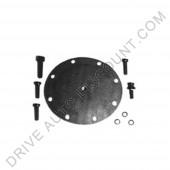 Kit membrane pour réparation de pompe à vide 9 trous, Peugeot 604