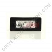 Feu de plaque arrière compatible droit / gauche, Audi A6 Break Avant de 03/11 à 09/14