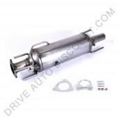 Filtre à particules / FAP Alfa Romeo 159 Break - 1.9 8V de 08/09 à 03/11 Code Moteur 939A1000