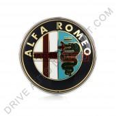 Sigle sur pare choc avant QE, Alfa Romeo Mito de 07/08 à 13