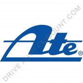 Jeu de disques de freins avant Ate pour Citroen Berlingo 2.0 Hdi