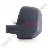 Coquille de rétroviseur gauche conducteur, d'origine Peugeot Partner depuis 09/07 A PEINDRE