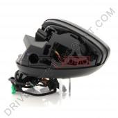 Rétroviseur conducteur réglage électrique chauffant d'origine, Citroen C4 de 09/08 à 10/10