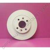 Jeu de disques de freins avant , Renault 19 1.8 16V / 135 - 137cv de 06/89 à 10/95