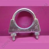 1 collier de tube d'échappement diamètre 48 mm