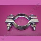 1 collier bicone pour collecteur d'échappement diamètre 58 mm
