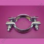 1 collier bicone pour collecteur d'échappement diamètre 66 mm