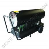 Chauffage mobile 40kW à combustion directe
