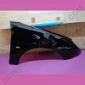 Aile avant droite passager - Peugeot 206 Noir Obsidien code couleur EXL