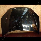 Capot - Peugeot 206 noir obsidien code couleur EXL