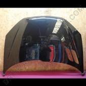 Capot - Peugeot 206 noir onyx code couleur EXY