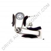 Kit chaine de distribution pour BMW Série 1 118 D - 11/2003 à 09/2012