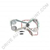 Kit chaine de distribution pour Iveco Daily 35 C 17 de 05/2006 à 08/2011