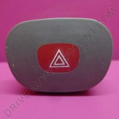 Bouton de Warning pour Renault Clio II 08/1998-06/2001