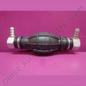 Poire d'amorçage diamètre 8 mm - moteurs diesel