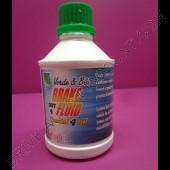 1 bouteille de 250 ml de liquide de frein DOT-4