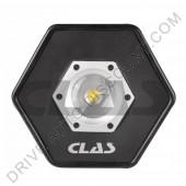 Projecteur rechargeable 20W à LED COB - IP 65 Pro