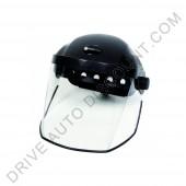 Ecran facial protection arcs electriques