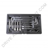 COFFRET MAINTENANCE AIRBAGS MULTIMARQUES 12 PIECES