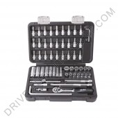 "COMPOSITION COFFRET 1/4"" (59PCS)"