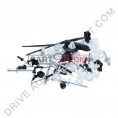 Kit d'agrafes pour portes Peugeot 206 SW à partir de 06/02